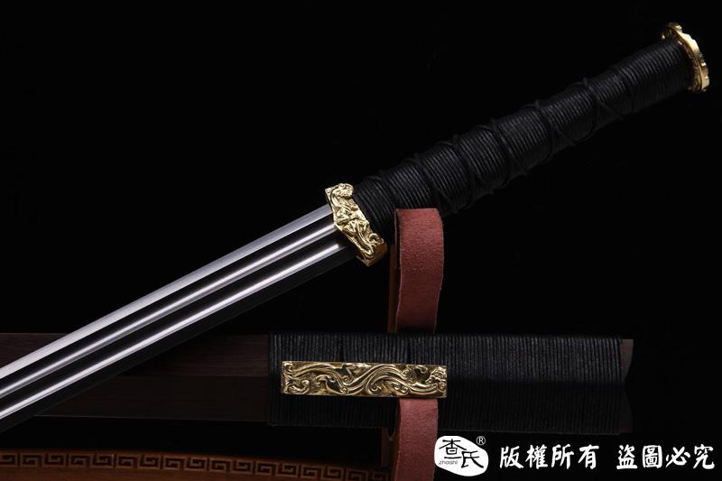 精英汉剑-汉剑代表作之一
