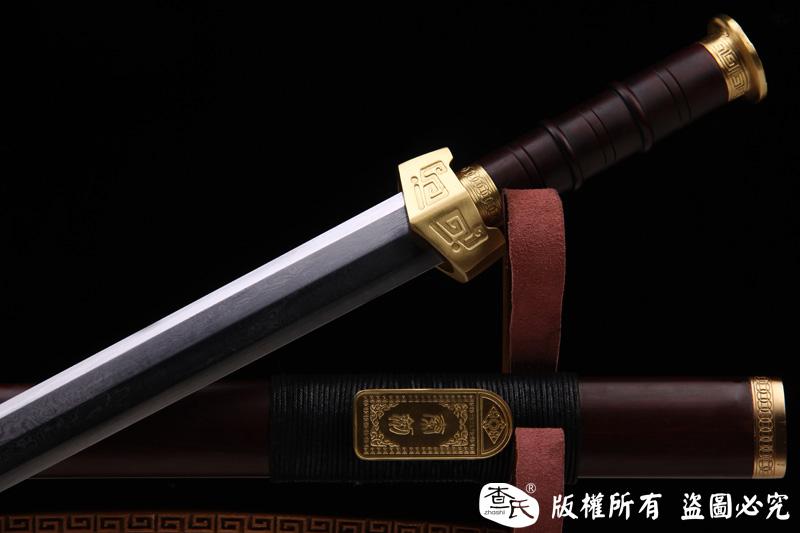 铜装特价八面小秦剑