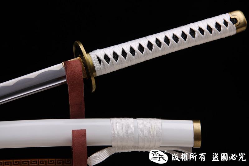 海贼王动漫刀-和道一文字-手工真刀版
