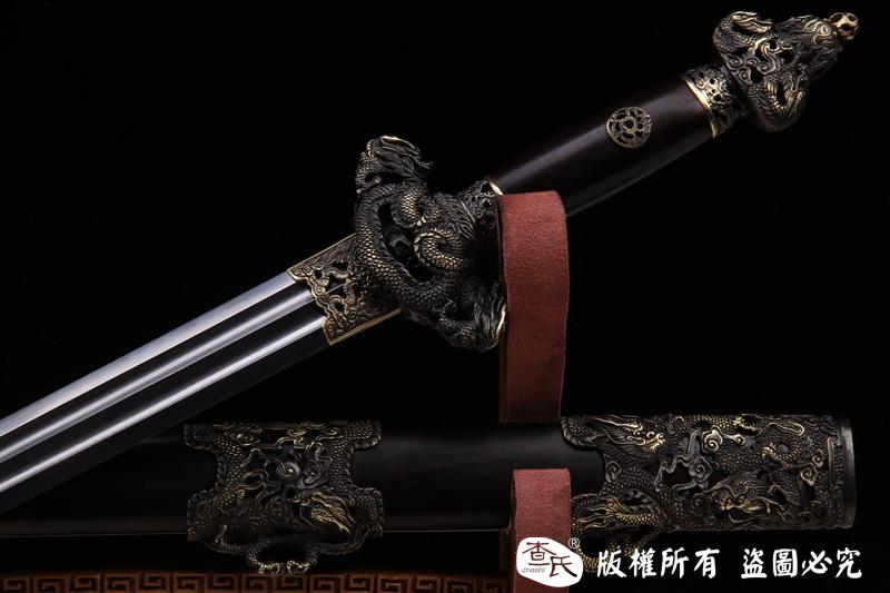 龙传说-经典手工剑