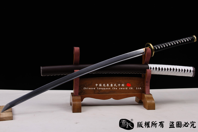 刀女-精品武士刀-高性能版