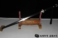 镀银装唐刀-百炼钢烧刃-推荐作品