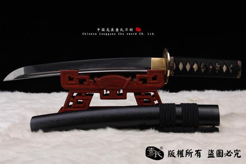 百炼钢武士刀-50公分左右值得推荐的刀