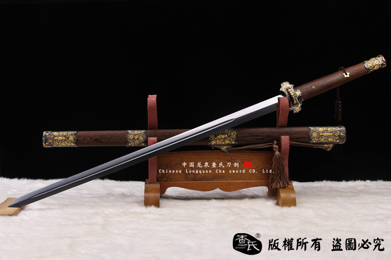 花纹钢唐剑-特惠版