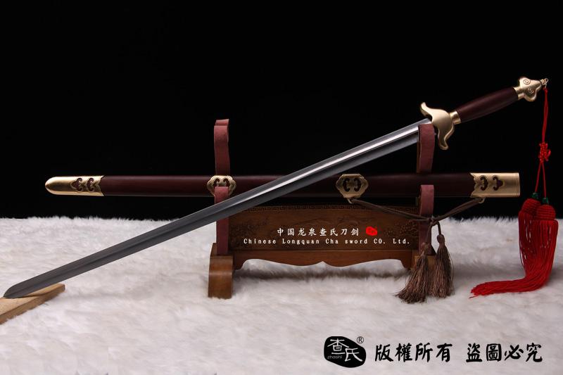 实惠实用百炼钢太极剑-极力推荐