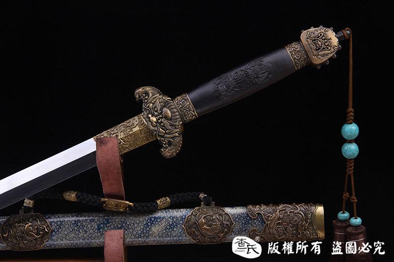 精品龙泉剑-查长伟作品