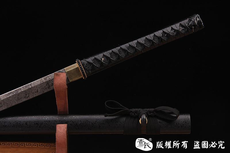 野蛮直刀-唐刀