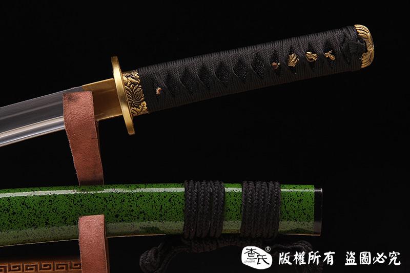 手工雉刀-精品武士刀