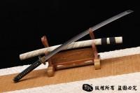 铜装T10烧刃武士刀