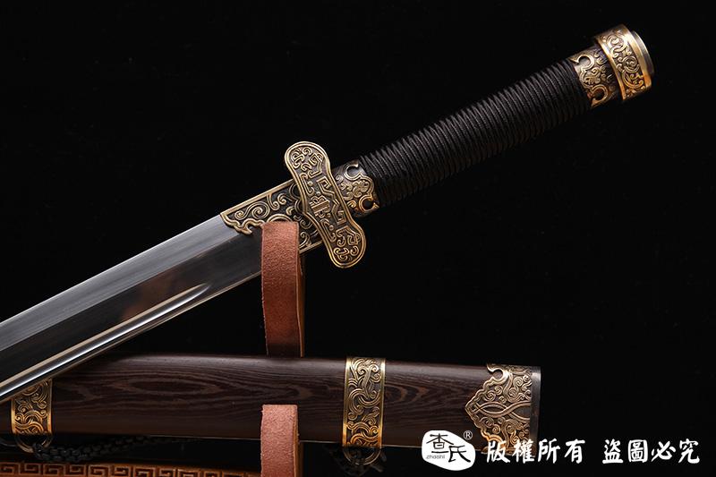 黑金古刀-高猛钢版-1:1 盗墓笔记