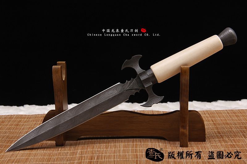 精品级大马士革手工剑