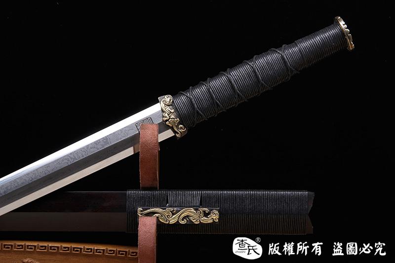 百炼钢《十钱剑》--性能可以砍过10个铜钱