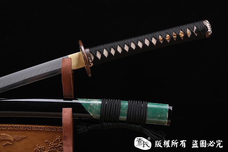 《龙腾宝刀》高端武士刀