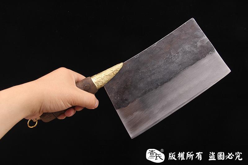 不锈钢夹钢截骨刀--可以砍牛筒骨