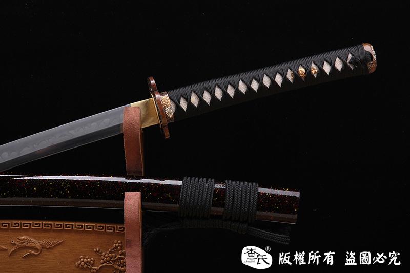《菊与刀》高端武士刀