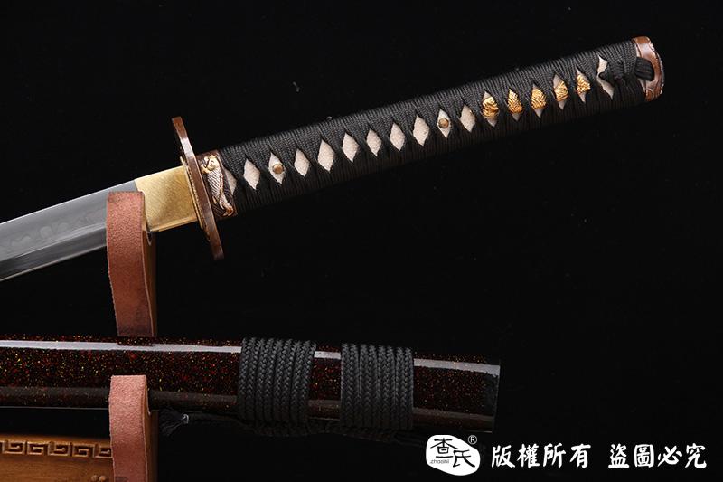 《年年有余》高端武士刀