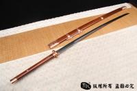 紫铜装精品苗刀