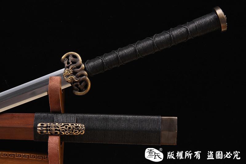 高锰钢櫑具剑-精品八面汉剑
