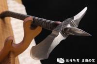 手工锻造乾坤斧