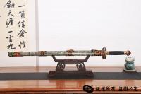 景泰蓝龙泉剑-孤品